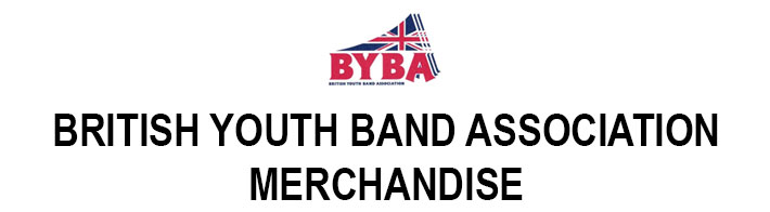 British Youth Band Association Merchandise - BYBA