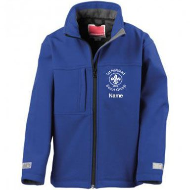 1st Halstead Scouts Jacket - Childs