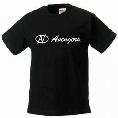 Avengers T-Shirt  - Childs