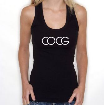 COCG Colourguard Vest Top