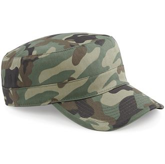 Personalised Camouflage Army Cap