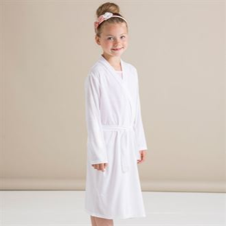 Personalised Kids Dressing Gown Robe