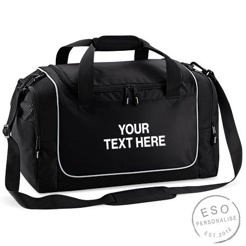 Personalised Teamwear Locker Holdall Bag